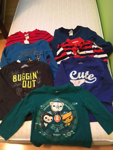 Boy's Clothes - 2T