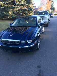 Jaguar 2004 x type All wheel drive