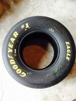 Official NASCAR Tire Tire From The Daytona Speedway