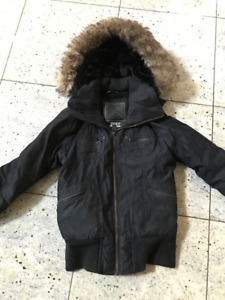 XS TNA used women's winter jacket. Good condition