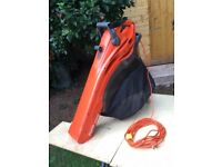 Flymo Garden Vac and Blower 1500 Plus