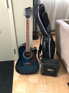 Guitare sèche Jay Turser