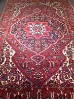 $850 for Persian rug (real value $1900) at Caspian Rugs Centre