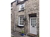 Cosy 2-bed fully-furnished Kendal stone cottage for rent £650 (or £895 inc bills), Greenside area