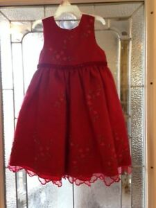 Christmas dresses for baby girl, 24 months