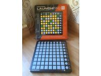 NOVATION LAUNCHPAD S MIDI