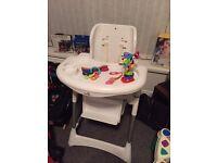 Babylo high chair
