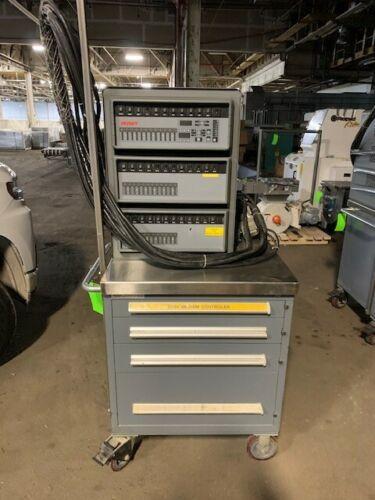 Gammaflux Used Hot Runner Controller,  1 Sprue, 2 Manifold, 32 Tip