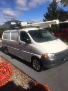 2003 Toyota Hiace SBV Manual Van/Minivan