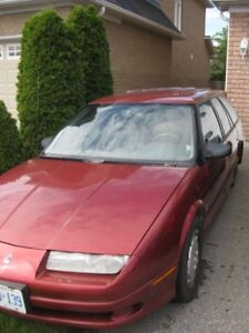 1993 Saturn Other SW2 Other