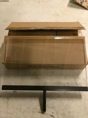 Sign Holders New 7 X 11 Clothing Rack Commercial Lexan W Metal Base Case 10 Pc
