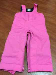 Winter Snow Pants for Girl Size 24 Months from Children's Place