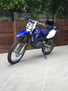 Yamaha TTR 125 2009 Clayfield Brisbane North East Preview