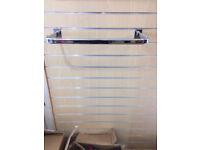 30 D bar 60 cm long for slat wall fitting