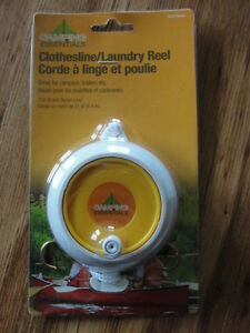 NEW small lantern & clothsline  & BBQ tool holder for camping Peterborough Peterborough Area image 4