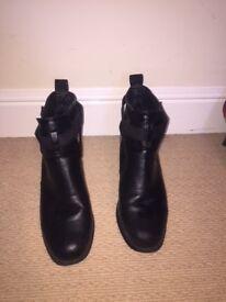 Black boots Dorothy perkins