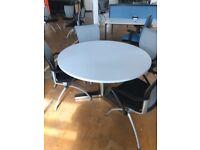 office furniture 1.4 meter diameter meeting table