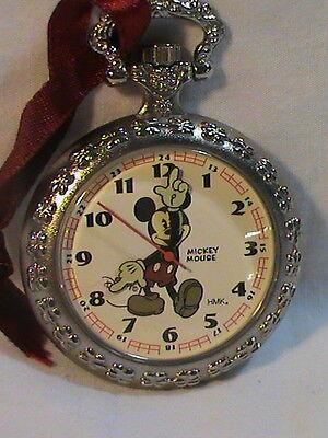 Mickey Mouse Pocket Watch Hallmark Ornament