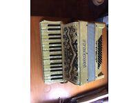 Morelli Piano Accordion