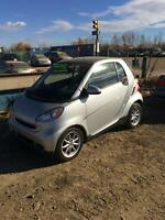 2008 Smart Fortwo Pure Coupe (2 door)