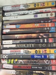 Mixed DVD movies and TV series just $1 each.. Knoxfield Knox Area Preview
