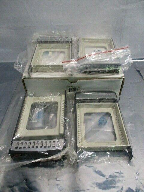 "4 Supermicro MCP-220-00075-0B HDD Tray, Gen 5.5, Hot-Swap 3.5"", 101409"