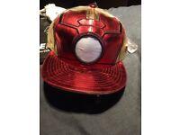 Iron Man Armour Avengers new era cap