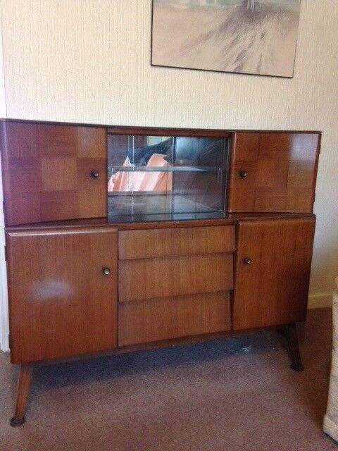 Beautility vintage sideboard mid-1950s