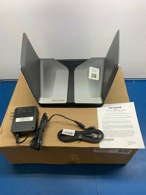 Netgear Nighthawk AX8 8-Stream AX6000 Wi-Fi 6 Router - RAX80