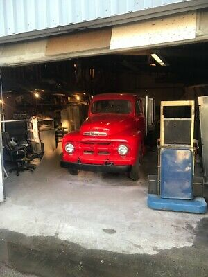 1951 Ford F-5 Pizza Food Truck -equipped W Nsf Commercial Equipment - Send Offer