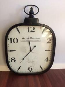Freedom/ William Marchant Wall Clock Large Vintage Bonogin Gold Coast South Preview