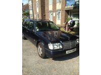 MERCEDES CLASSIC 200E 1994 IN GOOD CONDITION GEARBOX RUNS SMOOTHLY NO RUST AUTOMATIC GEARBOX