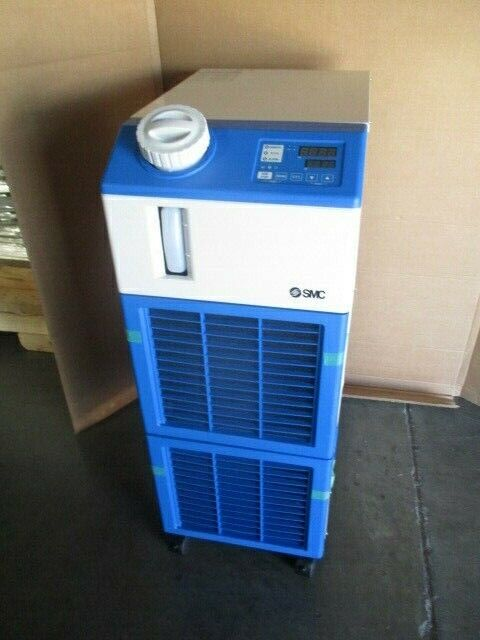 SMC HRS050-W-20 Thermo Chiller, 5H1-47, 102338