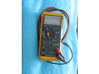Fluke 77 series 2 multimeter