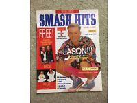 Smash Hits magazine 31 May – 13 June 1989 issue