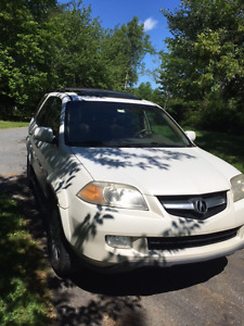 2005 Acura MDX Fully Loaded SUV, Crossover