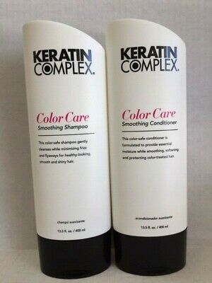 Keratin Complex Keratin Care ( Keratin Complex Keratin Color Care Duo - Shampoo and Conditioner 13.5 ounces/ea)