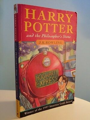 Value of first edition harry potter books