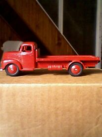 THAMES FLAT TRUCK FORDSON DINKY TOY 422 / 30R