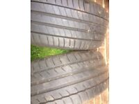 TYRES -205/55/16 Michelin Primacy