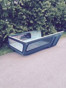 Free Truck Cap for 8' Bed