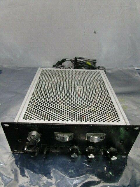 MKS 244E-1-VPO Pressure Flow Controller, Type 244, 101143