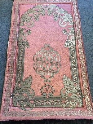 New Turkish Memory Foam Orthopedic Islamic Prayer Rug-Mat Namaz Salat Musallah