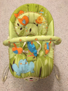 Fisher Price Baby Vibrating & Bouncing Chair-Excellent Condition