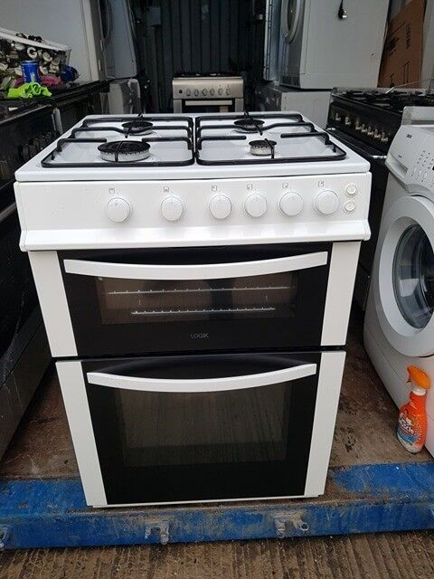 'Logik' Gas Cooker - Excellent Condition / Free local delivery