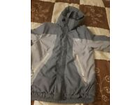 Boys coat with hoody great condition great working