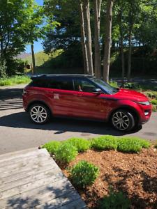 Range Rover Evoque Dynamique Tout Équipé
