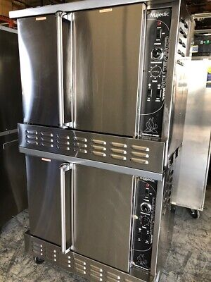 American Range Double Stack Convection Oven