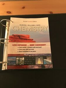 Chemistry - Olmsted, Williams, Burk - Second Edition