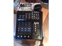 Alto ZMX 852 mixer